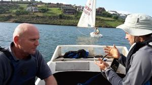 Learn-to-sail Youth Sailing