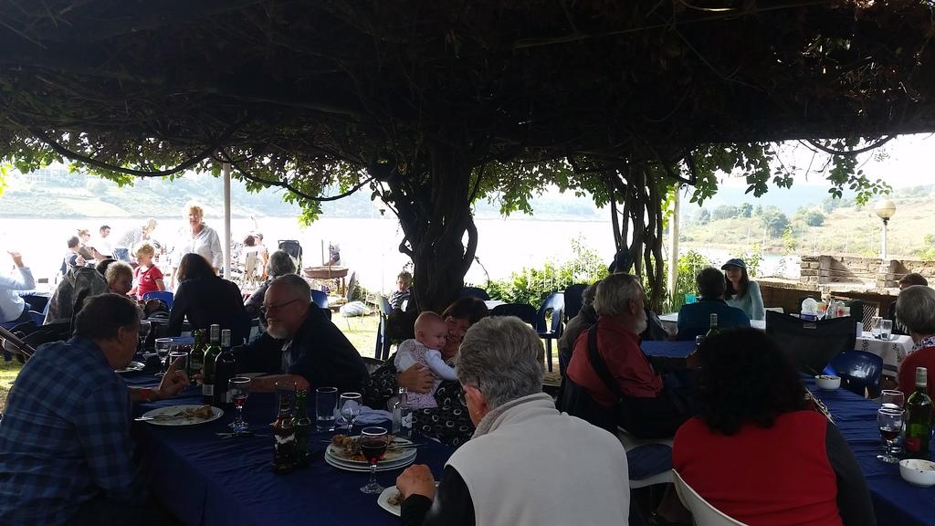 Gourmet Club Lunch 28th April 2019